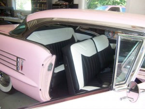 1958 Oldsmobile – Rivertown Upholstery